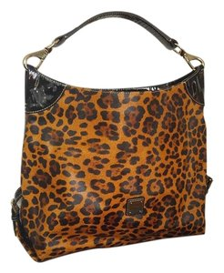 Dooney & Bourke Patent Hobo Bag