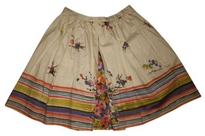 RED Valentino Skirt white Multicolor