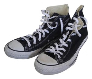 Converse High Top Chuck Taylor Black Athletic