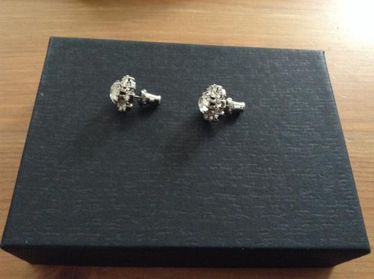 Other Silvertone and Crystal Earrings