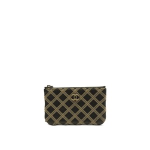 Chanel Chanel O Quilted Small Pouch