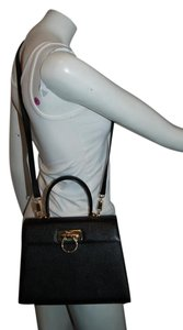 Salvatore Ferragamo Ferragamo Holiday Kelly Shoulder Bag