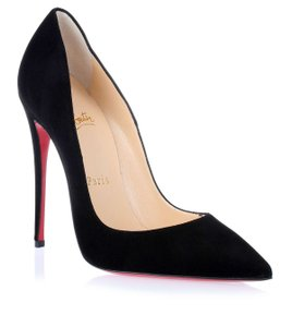 Christian Louboutin Loboutin So Kate So Kate Louboutin Size 39 Black Pumps