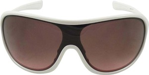 Oakley OAKLEY IMMERSE WOMEN'S SUNGLASSES POLISHED WHITE G40 BLACK GRADIENT LE