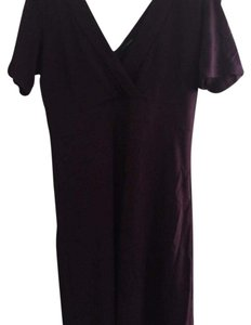 Other short dress red wine color on Tradesy