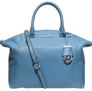 MICHAEL Michael Kors Satchel in sky