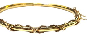 Tiffany & Co. Tiffany & Co. Vintage Bangle Bracelet 14 Karat Gold!!