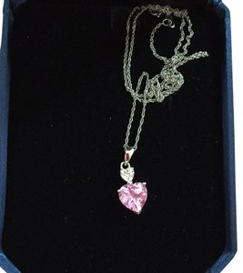 Kevin jeweler heart necklace