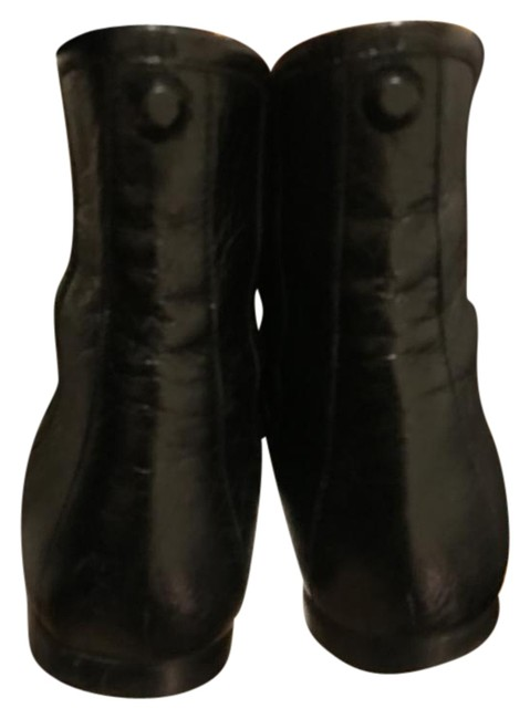 Balenciaga Black Size38 Made In Italy Boots/Booties Size US 8 Balenciaga Black Size38 Made In Italy Boots/Booties Size US 8 Image 1
