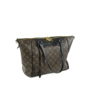 Louis Vuitton Louis Estrela Louis Monogram Lv Nm Satchel in Monogram, Black