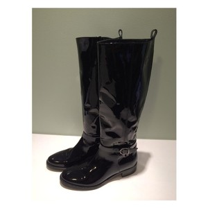 Luca Grossi Black Boots