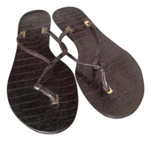 Ralph Lauren Brown Sandals