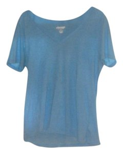 Old Navy T Shirt Light Blue