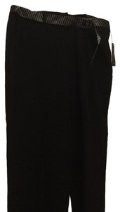 Larry Levine Trouser Pants Black