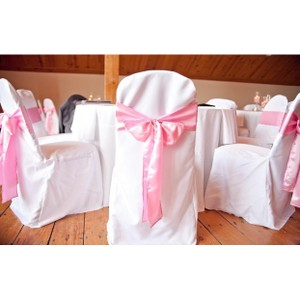 Satin Chair Sashes