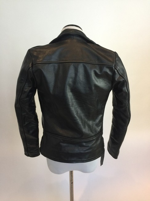 Straight to Hell Leather Jacket Image 2