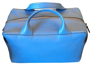 Reed Krakoff Track Satchel in Blue