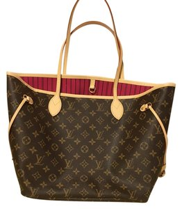 Louis Vuitton Tote in Fuchsia Limited edition