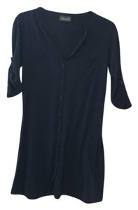 Maude short dress Navy Blue on Tradesy