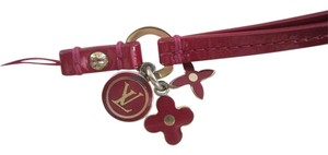 Louis Vuitton Authentic. Louis Vuitton Vernis Strap With 3 Charms