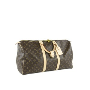 Louis Vuitton Keepall 50 Lv Keepall 50 Monogram Travel Bag