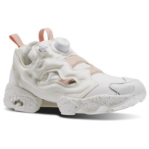 Reebok Instapump Fury Celebrate Chalk White Women Sneakers Athletic