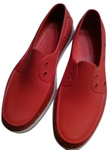 Native Shoes Red Flats