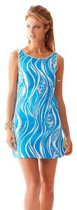 Lilly Pulitzer short dress Resort White Joe Fish on Tradesy