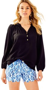Lilly Pulitzer Top Black