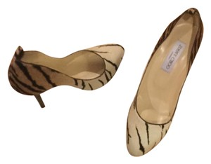 Jimmy Choo Tiger Print Pumps