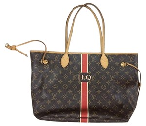 Louis Vuitton Limited Tote in Monogram