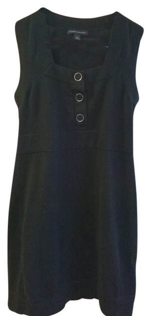 Preload https://item5.tradesy.com/images/banana-republic-black-above-knee-workoffice-dress-size-10-m-2032889-0-0.jpg?width=400&height=650