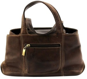 Sonoma Satchel in Brown