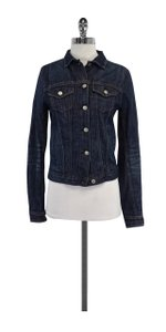 Rag & Bone Blue Denim Jacket