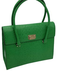 Kate Spade Sinclair Satchel in Alligator