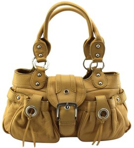 Wilsons Leather Satchel in Tan
