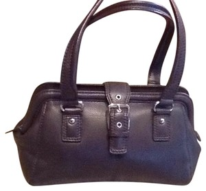 Talbots Satchel in Chocolate Brown