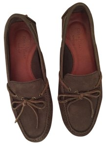 Cole Haan Drivers Loafers Brown Flats