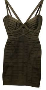 Hervé Leger Luxury Seasonless Cocktail Bandage Dress