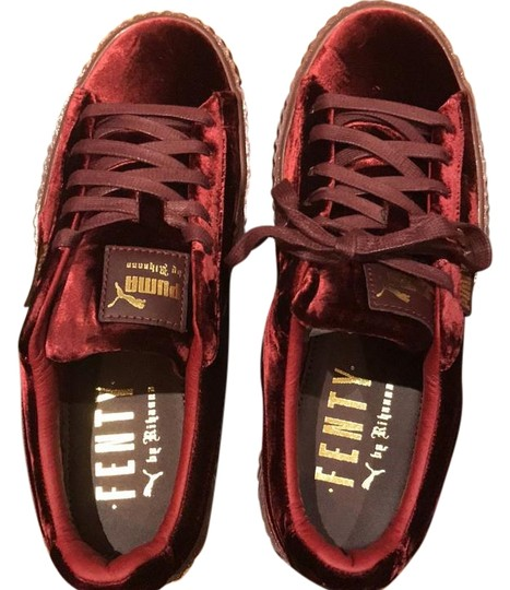 uk availability dbd03 a58a5 Creeper Velvet Sneakers