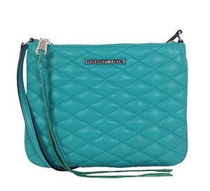 Rebecca Minkoff Kerry Diamond Quilted Leather Cross Body Bag