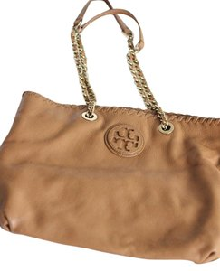 Tory Burch Hobo Bucket Versatile Leather Shoulder Bag