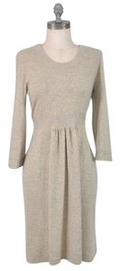 J.Crew Wool Wool Long Sleeve Dress
