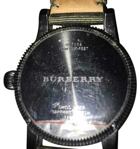 Burberry Men's Burberry watch