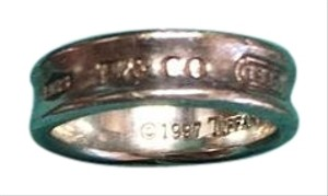 Tiffany & Co. 1837 T&CO Ring