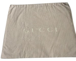 Gucci Gucci felted dust bag for purse
