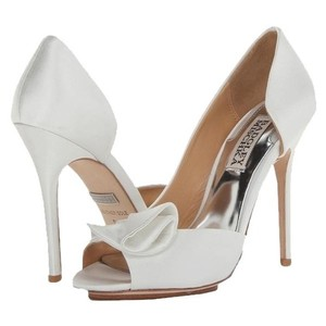 Badgley Mischka White Formal
