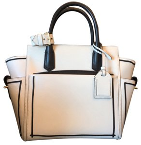 Reed Krakoff Nwt Satchel in White and Black
