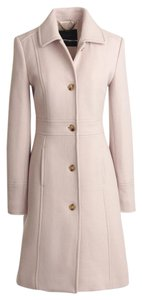 J.Crew Pink Blush Pea Coat
