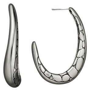 John Hardy John Hardy Kali Collection Hoop Earrings